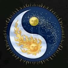 yin yang bild